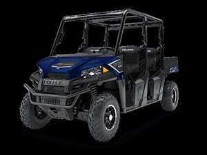 Polaris RANGER CREW 570 4 EPS NAVY BLUE METALLIC / 38$/sem 2018
