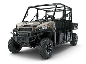 Polaris RANGER CREW XP 1000 EPS SUEDE METALLIC / 54$/sem 2018