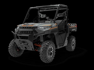 Polaris RANGER XP 1000 EPS MATTE TITANIUM METALLIC / 52$/s 2018