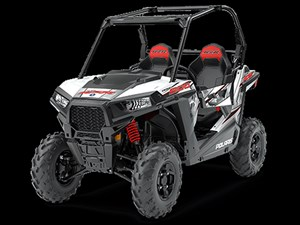 Polaris RZR 900 EPS WHITE LIGHTNING / 46$/sem 2018