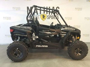 Polaris RZR S 900 EPS BLACK PEARL / 51$/sem 2018