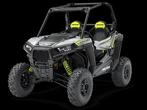 Polaris RZR S 900 EPS GHOST GRAY / 47$/sem 2018