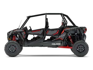 Polaris RZR XP 4 1000 EPS BLACK PEARL / 60$/sem 2018