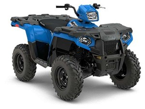 Polaris SPORTSMAN 450 HO EPS VELOCITY BLUE 2018