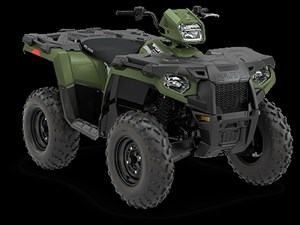 Polaris SPORTSMAN 570 EPS SAGE GREEN / 32$/sem 2018
