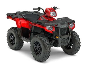 Polaris SPORTSMAN 570 SP SUNSET RED / 26$/sem 2018