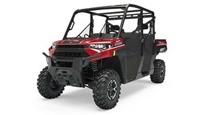Polaris 2019 RANGER CREW XP 1000 EPS SUNSET RED METALLIC 2019
