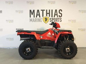Polaris SPORTSMAN 570 INDY RED / 20$/sem 2018