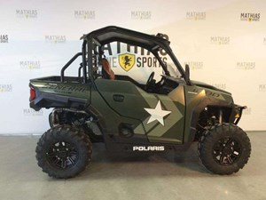 Polaris GENERAL 1000 EPS LIMITED EDITION / 56$/sem 2018