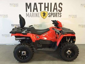 Polaris SPORTSMAN TOURING 570 INDY RED / 24$/sem 2018