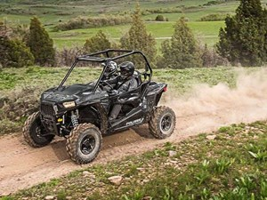 Polaris RZR S 900 WHITE LIGHTNING / 41$/sem 2018