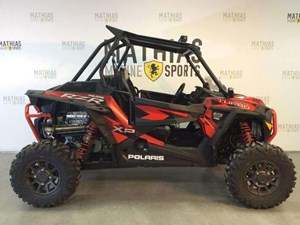 Polaris RZR XP TURBO EPS FOX EDITION / 68$/sem 2018