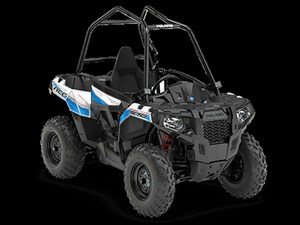 Polaris ACE 570 EPS WHITE LIGHTNING 2018