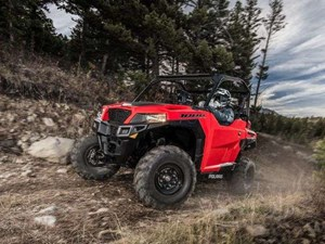 Polaris GENERAL 1000 EPS INDY RED / 49$/sem 2018