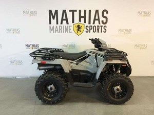 Polaris SPORTSMAN 570 EPS UTILITY EDITION GHOST GRAY 2018