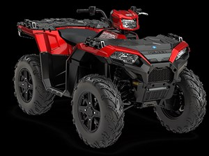 Polaris SPORTSMAN 850 SP SUNSET RED / 32$/sem 2018
