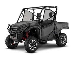 Honda PIONEER 1000 3 EPS DELUXE LE / 63$/sem 2018
