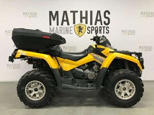 Can-Am Outlander Max 800 2008