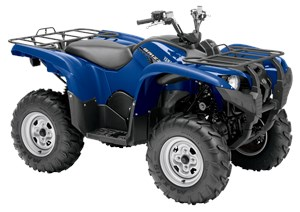 Yamaha Grizzly 550 EPS (Brand New) 2018