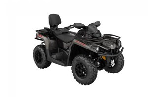 Can-Am Outlander™ MAX XT 570 - Pure Magnesium Metallic 2018