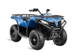 CFMOTO CFORCE 400 HO LX [EPS] - 1UP (BLUE) 2018