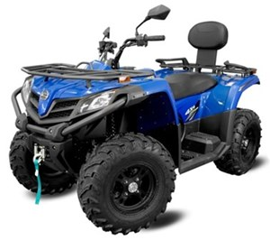 CFMOTO CFORCE 400 HO LX [EPS] - 2UP (BLUE) 2018