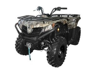 CFMOTO CFORCE 500 HO [EPS] - 1UP (CAMO) 2018