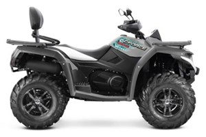 CFMOTO CFORCE 500 HO LX [EPS] - 2UP (GREY) 2018