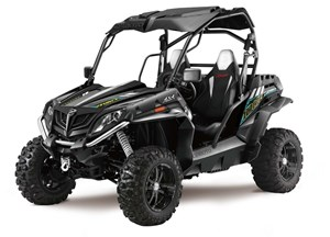 CFMOTO ZFORCE 1000 LX [EPS] (BLACK) 2018