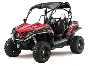 CFMOTO ZFORCE 1000 LX [EPS] (RED) 2018