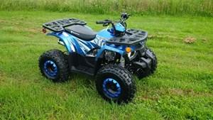 GIO MOTORS BLAZER 125H (BLUE) 2018