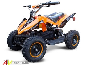 GIO MOTORS MANTERAY ATV (ORANGE) 2018