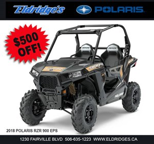 Polaris RZR® 900 EPS Titanium Metallic 2018