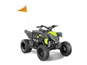Polaris Outlaw® 110 Lime Squeeze 2017