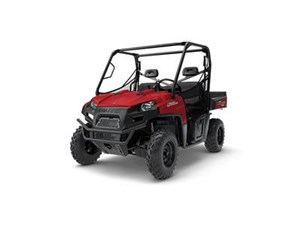 Polaris Ranger® 570 Full-Size Solar Red 2018