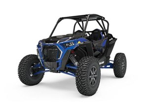 Polaris RZR XP® Turbo S Polaris Blue 2018