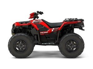Polaris Sportsman® 850 Indy Red 2018