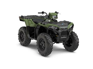 Polaris Sportsman® 850 Sage Green 2018