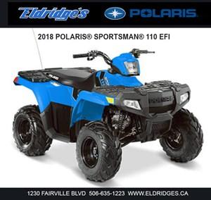 Polaris Sportsman® 110 EFI 2018