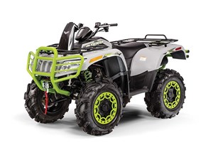 Textron Off Road Alterra Mudpro 700 LTD 2018