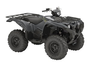 Yamaha Grizzly EPS Gray (steel wheels) 2018