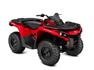 Can-Am Outlander™ 650 2017