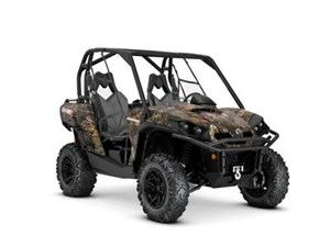 Can-Am Commander™ XT™ 800R Mossy Oak Break-up C 2018