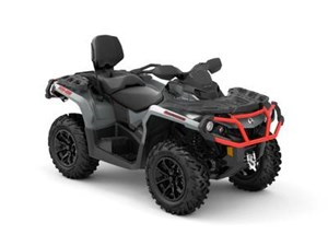 Can-Am Outlander™ MAX XT™ 650 Brushed Aluminum 2018