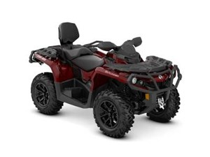 Can-Am Outlander™ MAX XT™ 650 Intense Red 2018