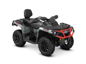 Can-Am Outlander™ MAX XT™ 1000R Brushed Aluminu 2018