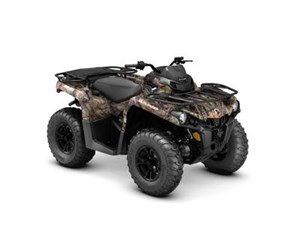Can-Am Outlander™ DPS™ 570 Mossy Oak Break-up C 2018