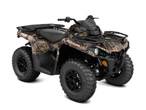 Can-Am Outlander™ DPS™ 450 Mossy Oak Break-up C 2017