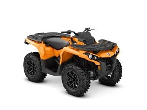 Can-Am Outlander™ DPS™ 650 2018