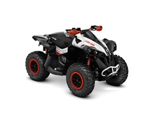 Can-Am Renegade® X® XC 1000R White, Black & Can 2018